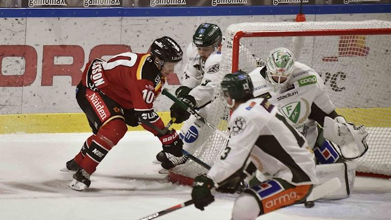 Luleå Hockey-Färjestad i SHL