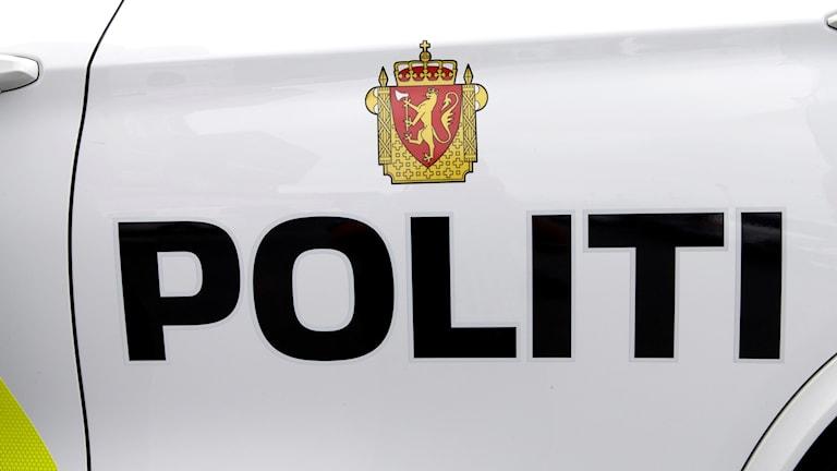 Polisbil, norge, politi,
