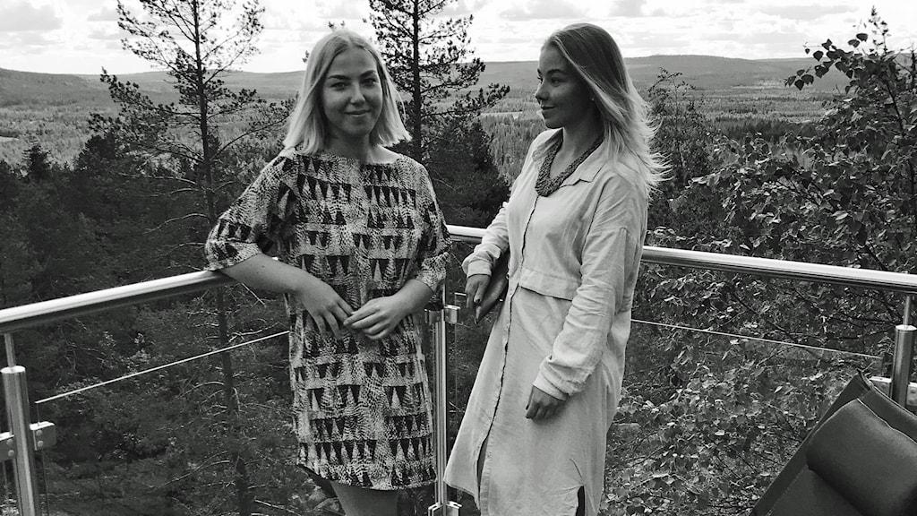 Fanny och Julia Jokiaho