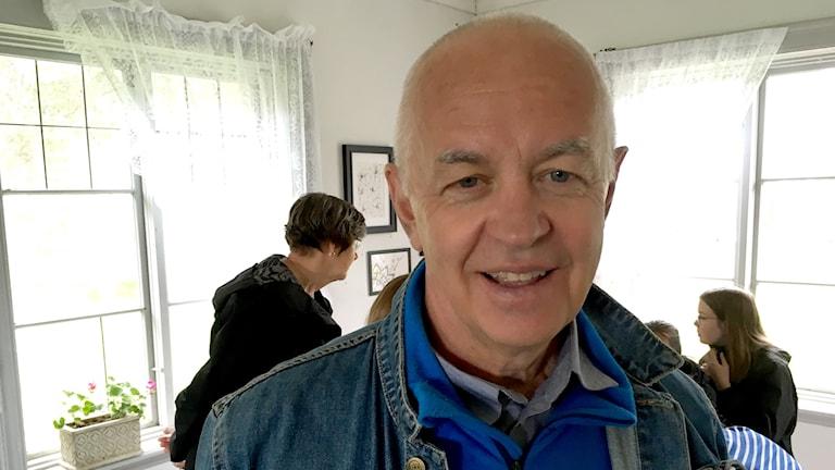 Tomas Josefsson som är divisionschef vid Folktandvården i Norrbotten