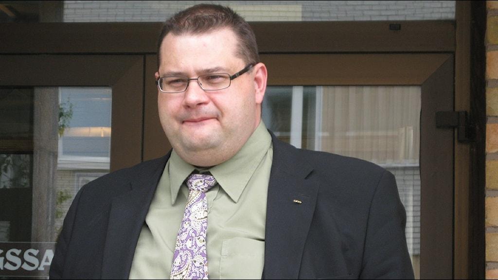 Marko Tuhkanen, advokat.