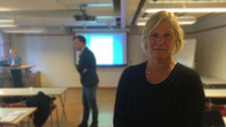 Ann-Marie Begler Foto: Alexander Arvidsson/Sveriges Radio