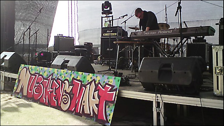 Musikens Makt - Festival i Luleå 2010. Foto: Samed Salman, Sveriges Radio