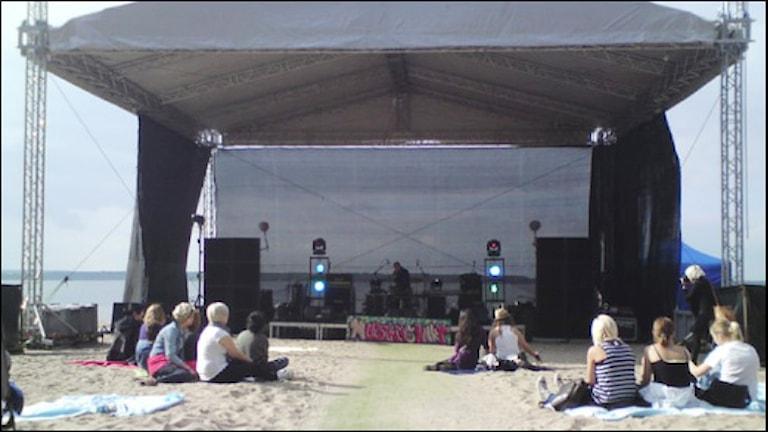 Musikens Makt - Festival i Luleå 2010.