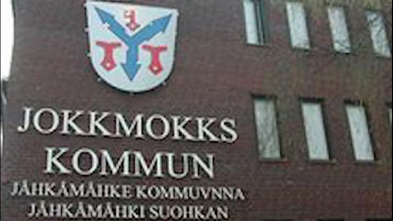 Jokkmokks kommunhus. Foto: Sveriges Radio.