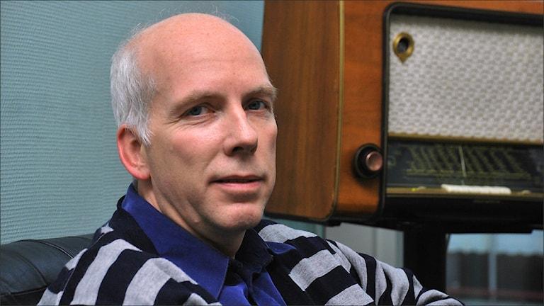 Anders Öberg(S). Foto Stig-Arne Nordström, Sveriges Radio