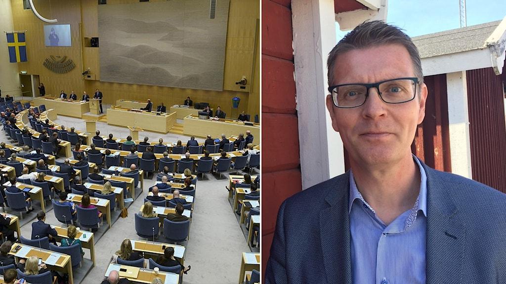 Mattias Karlsson till riksdagen