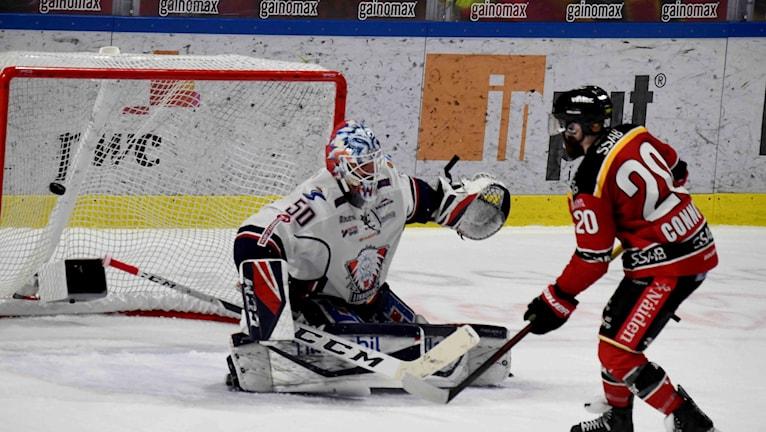 Luleå hockey mot Linköping i SHL.