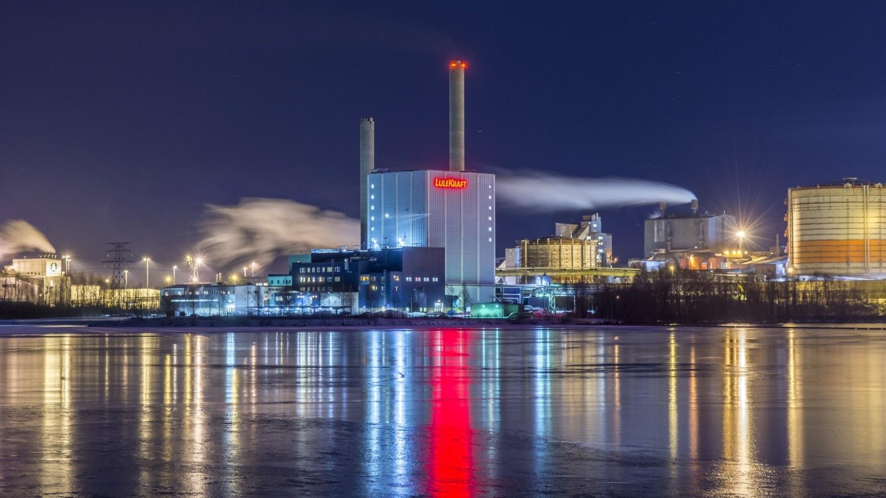 Pilotanläggning för energilagring i salt ska byggas i Luleå