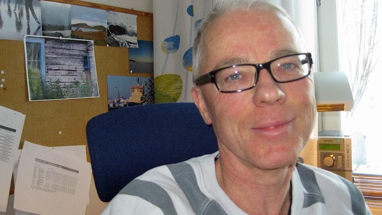 Mats Eliasson är överläkare vid Sunderby sjukhus
