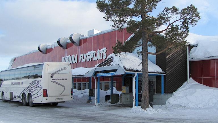Kiruna flygplats.