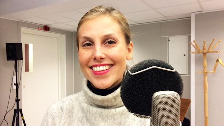 """Sofie Levin söker """"vanligt"""" folk till sin modellagentur."""
