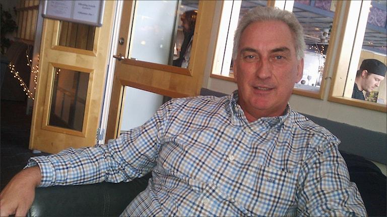 Roland Kemppainen. Foto Stig-Arne Nordström, Sveriges Radio