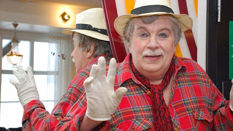 Staffan Westerberg. Foto: Inger Marklund/Sveriges Radio.