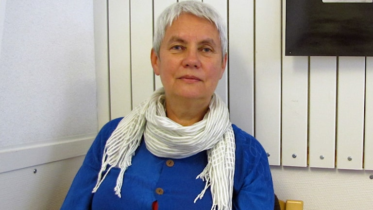 Kristina L Nilsson, professor Luleå tekniska universitet.
