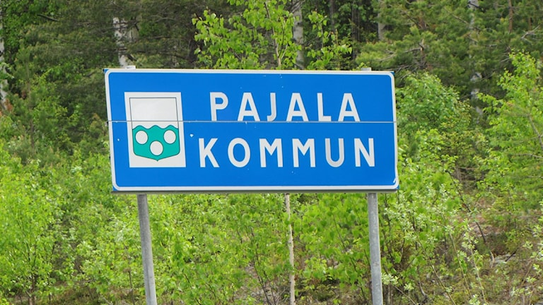 Pajala kommun. Foto: Eleonor Norgren/Sveriges Radio.