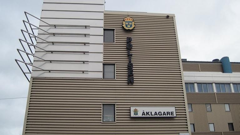 Polisens ledningscentral flyttas från Luleå till en ny regionledningscentral i Umeå. Foto: Dick Kardell