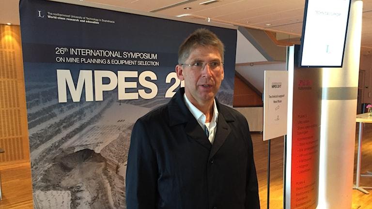 Jan Moström, LKAB:s vd