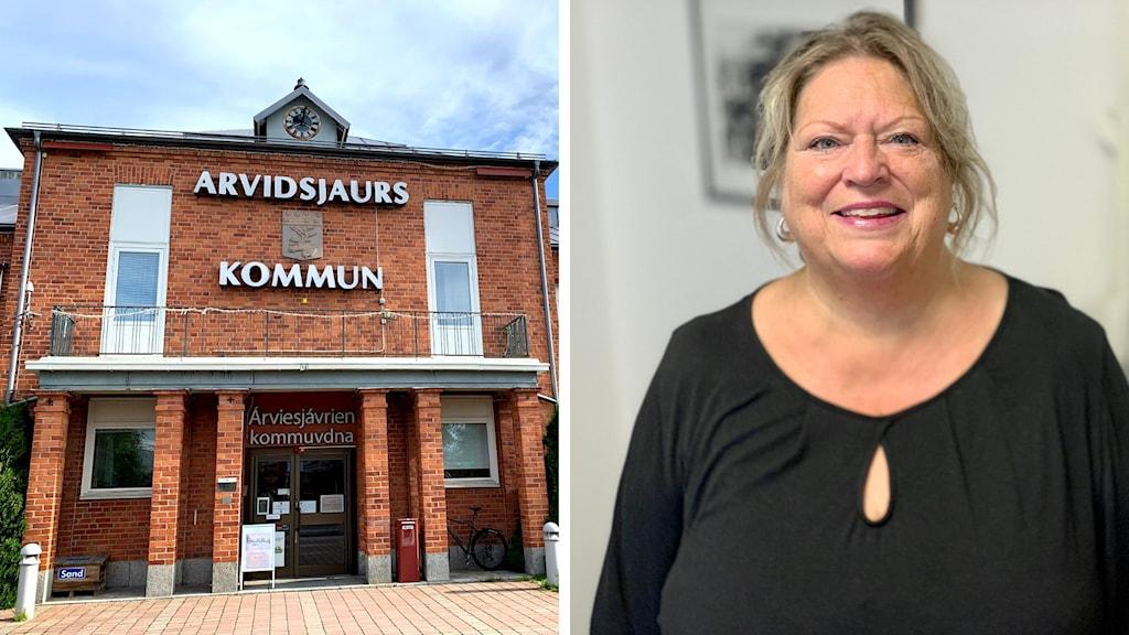 Kristina Johansson, arvidsjaurs kommun, rektor förskolan arvidsjaur