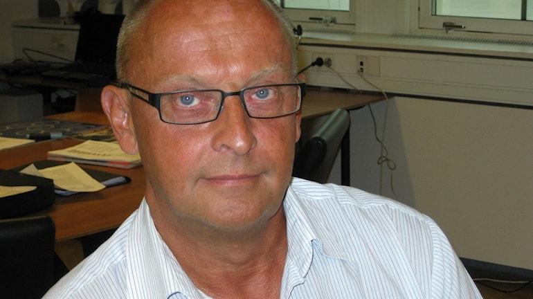 Göran Nilsson, marknadschef Arbetsförmedlingen