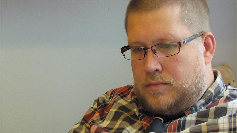Simon Matti. Foto Stig-Arne Nordström/Sveriges Radio