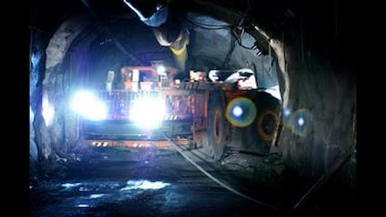 Prospekteringen viktig för framtida gruvor.