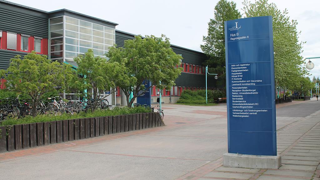 Luleå tekniska universitet.