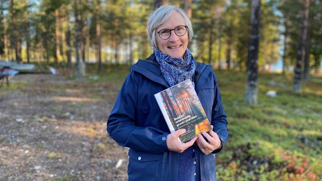 Kristina Hansson är vetenskaplig ledare och lektor i pedagogiskt arbete.