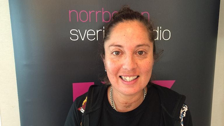 Isabella Röger i Luleå adopterades från Chile som spädbarn.