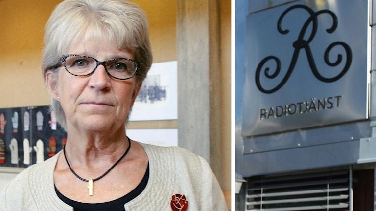 Kirunas kommunalråd Kristina Zakrisson (S).