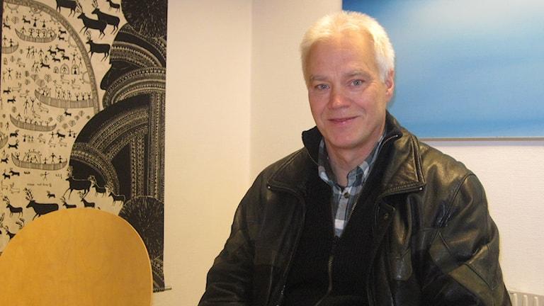 Ulf Starefeldt, kommunchef i Arvidsjaur. Foto: Sveriges Radio.