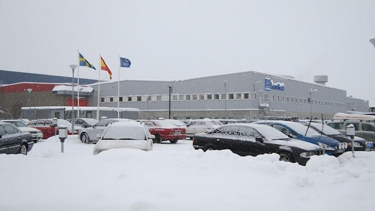 Gestamp Hardtech i Luleå