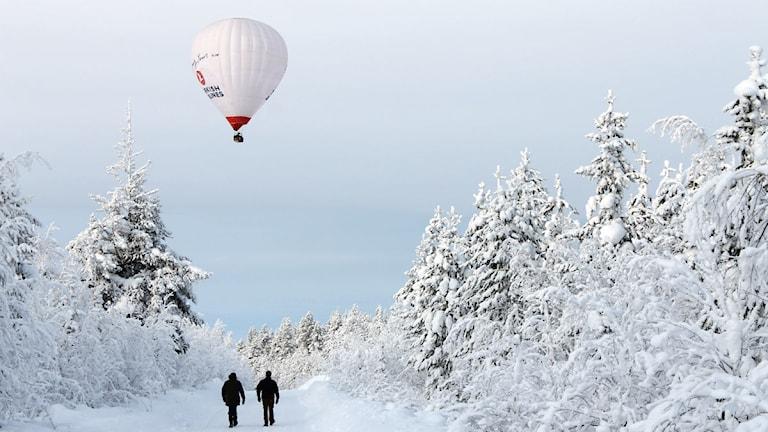 Arctic Baloon Adventure 2012.
