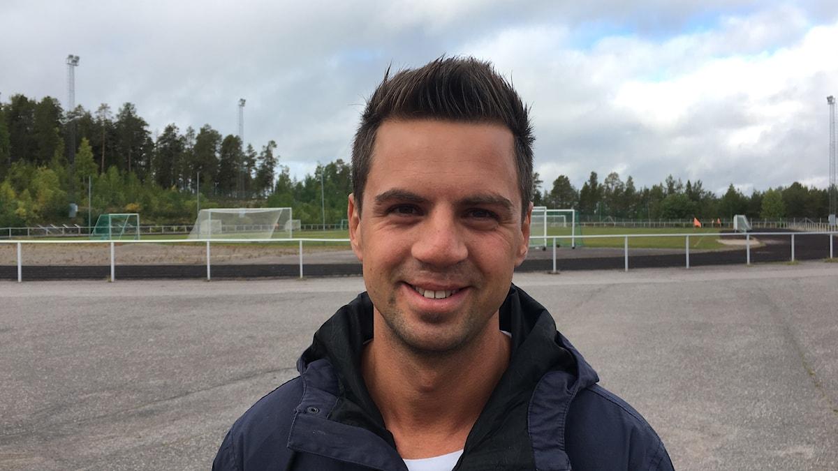 Patrik Nilsson, ordförande i IFK Arvidsjaur