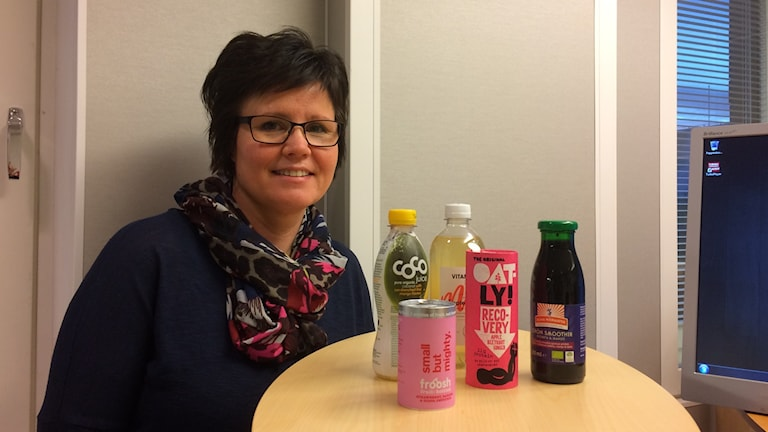 Siv Eliasson Kurkinen. Foto: Anneli Lindbäck/ Sveriges Radio