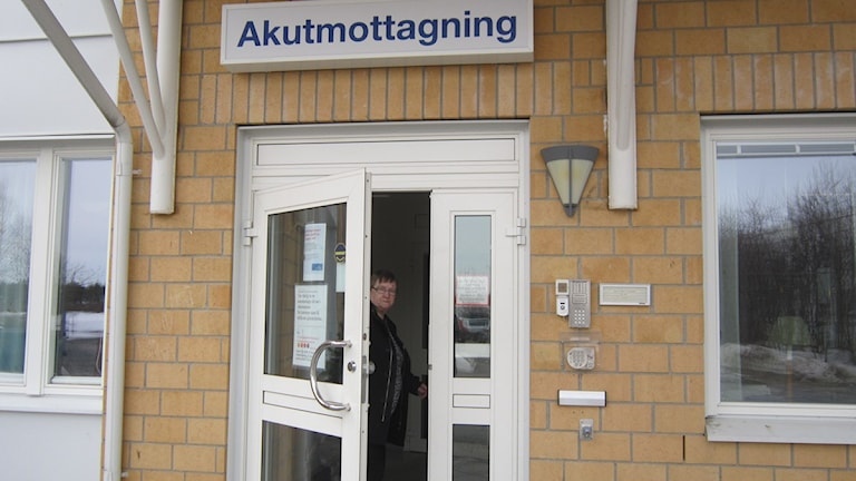 akutmottagningen Sunderby sjukhus