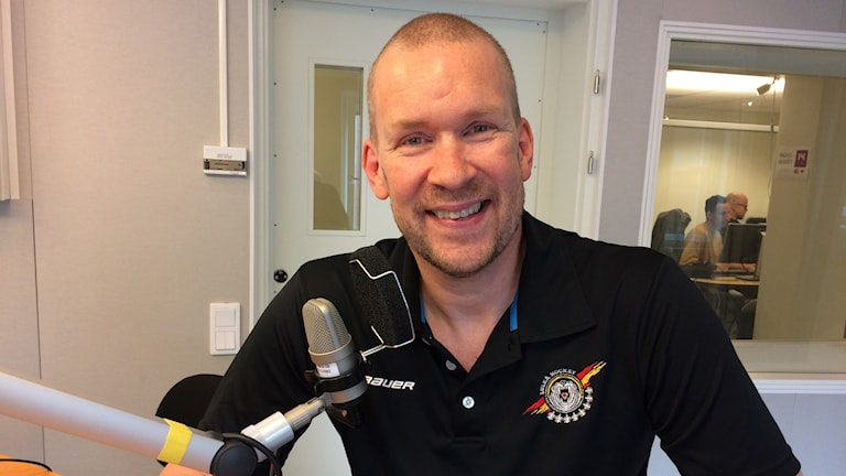 Stefan Skuggan Nilsson General Manager i Luleå hockey.