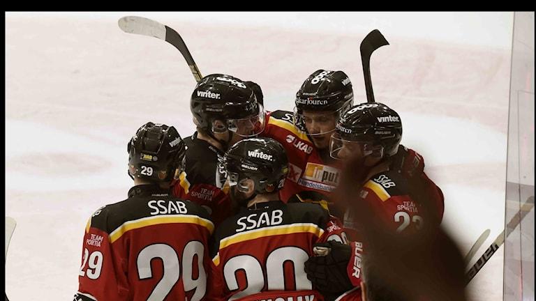 Luleå Hockey - Djurgården.