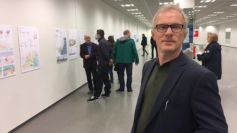 Peter Waara, socialdemokratiskt kommunalråd i Haparanda