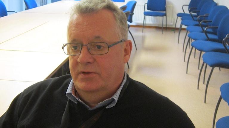 Per-Erik Bjurholt, Migrationsverket Boden