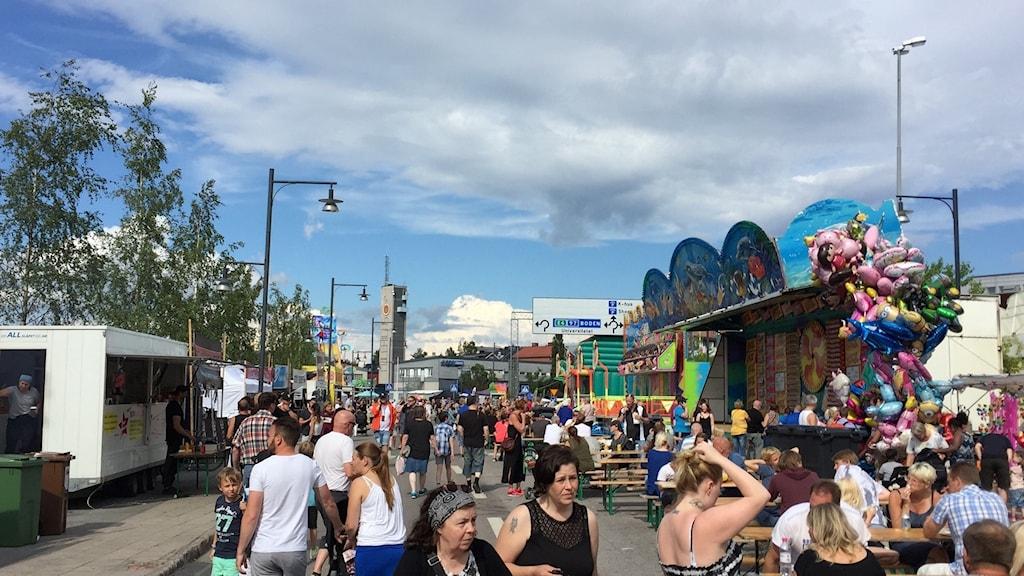 Luleå Hamnfestival.