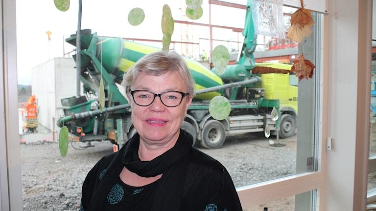 Margareta Bladfors Eriksson, (s) ordförande i socialnämnden i Luleå.