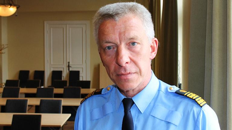 Håkan Karlsson. Foto: David Carr/Sveriges Radio.