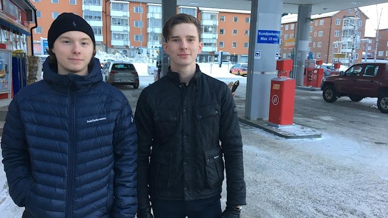 Kalle Lundqvist & Simon Sundbom