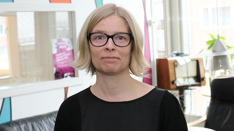 Birgitta Bergvall-Kåreborn, prorektor LTU.