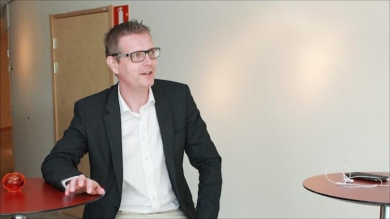 Foto Stig-Arne Nordström, Sveriges Radio.