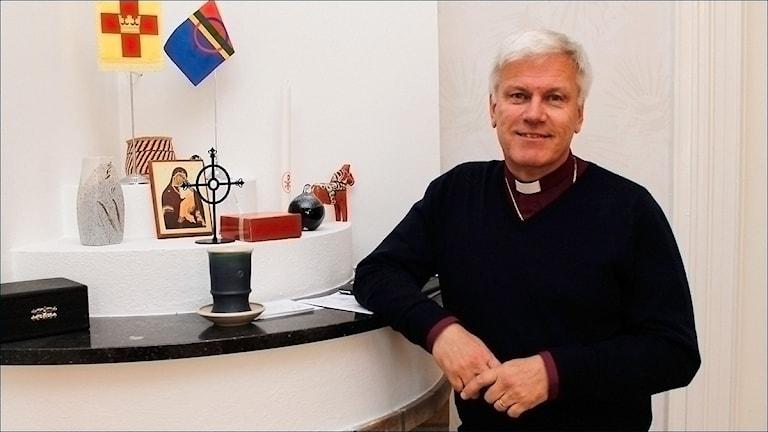 Hans Stiglund. Foto Stig-Arne Nordström/Sveriges Radio.