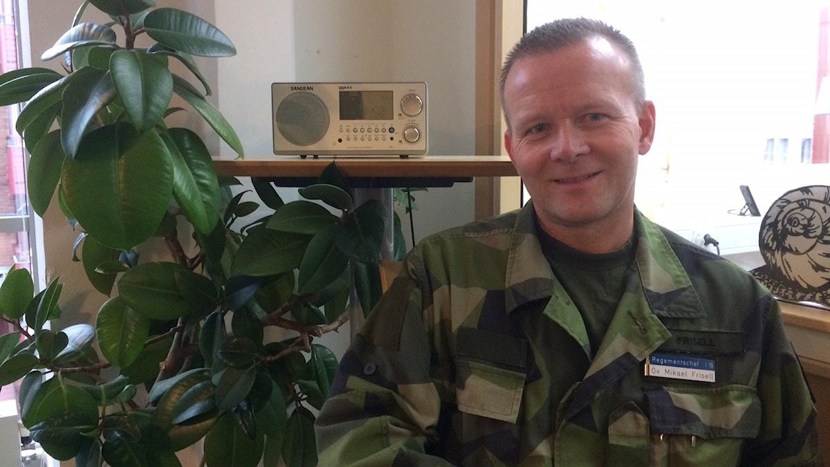 Mikael Frisell.