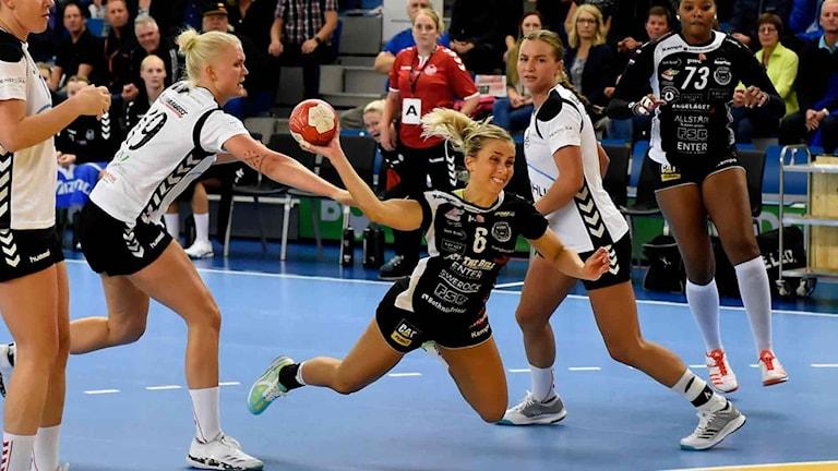 Boden Handbolls Emmy Nordmark.