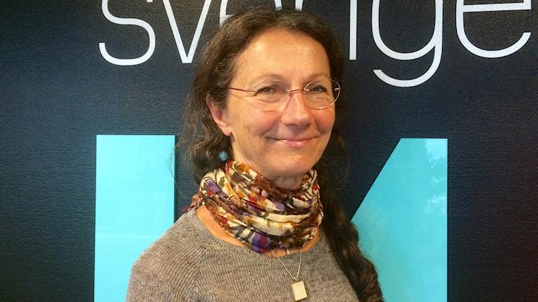 Lisa Wede, P4 Norrbotten.